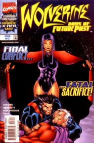 Wolverine: Days of Future Past 1997 - 1998 #3