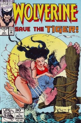 Wolverine: Save the Tiger #1