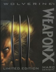 Wolverine: Weapon X 2004