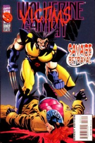 Wolverine/Gambit: Victims 1995 #3