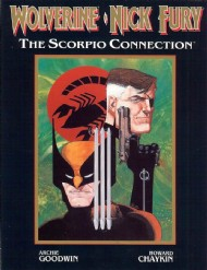 Wolverine/Nick Fury: the Scorpio Connection 1989 #1989