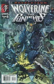 Wolverine/Punisher: Revelation 1999 #1