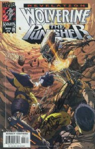 Wolverine/Punisher: Revelation 1999 #3