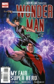 Wonder Man (Limited Series) 2007 #1