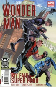 Wonder Man (Limited Series) 2007 #2