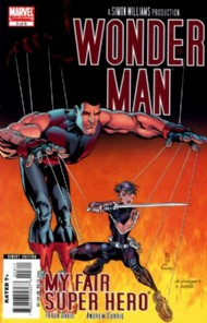 Wonder Man (Limited Series) 2007 #3