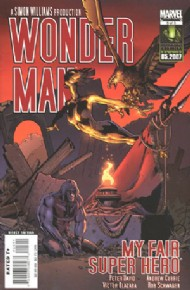 Wonder Man (Limited Series) 2007 #5