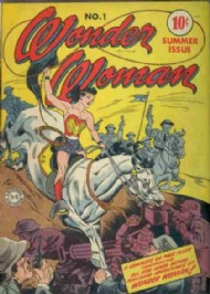 Wonder Woman (1st Series) 1942 - 2011 #1