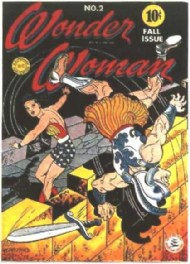 Wonder Woman (1st Series) 1942 - 2011 #2