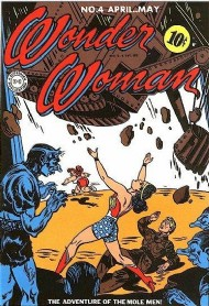 Wonder Woman (1st Series) 1942 - 2011 #4
