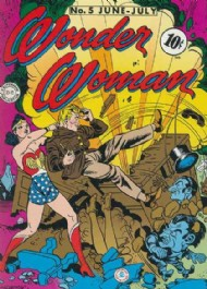 Wonder Woman (1st Series) 1942 - 2011 #5