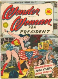Wonder Woman (1st Series) 1942 - 2011 #7
