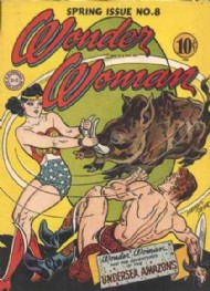Wonder Woman (1st Series) 1942 - 2011 #8
