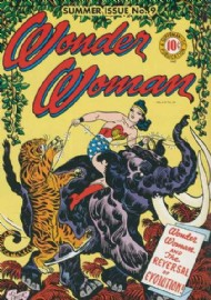 Wonder Woman (1st Series) 1942 - 2011 #9