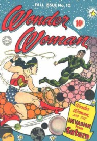 Wonder Woman (1st Series) 1942 - 2011 #10