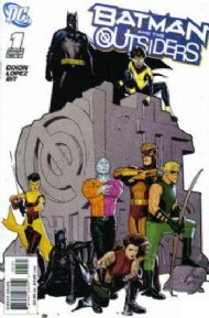 Batman and the Outsiders (2nd Series) 2007 - 2011 #1