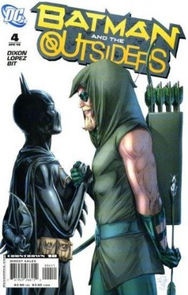 Batman and the Outsiders (2nd Series) #4