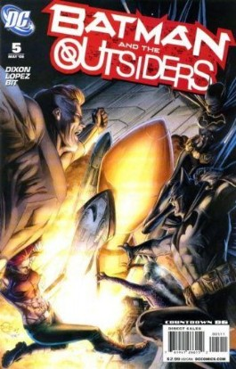Batman and the Outsiders (2nd Series) #5