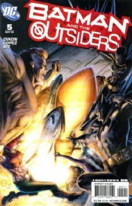 Batman and the Outsiders (2nd Series) 2007 - 2011 #5