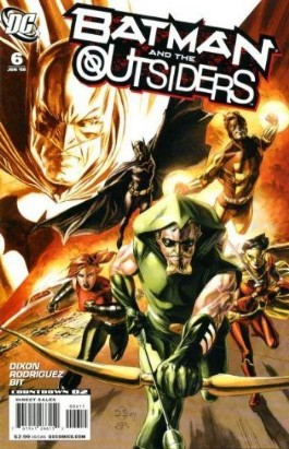 Batman and the Outsiders (2nd Series) #6