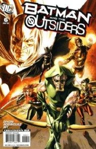 Batman and the Outsiders (2nd Series) 2007 - 2011 #6