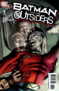 Batman and the Outsiders (2nd Series) 2007 - 2011 #7