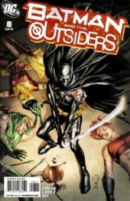 Batman and the Outsiders (2nd Series) 2007 - 2011 #8