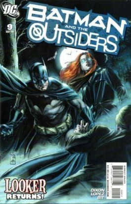 Batman and the Outsiders (2nd Series) #9