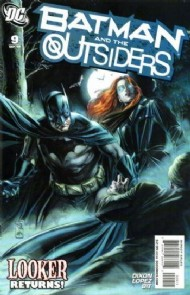 Batman and the Outsiders (2nd Series) 2007 - 2011 #9