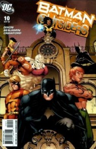 Batman and the Outsiders (2nd Series) 2007 - 2011 #10