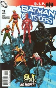 Batman and the Outsiders (2nd Series) 2007 - 2011 #11