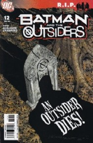 Batman and the Outsiders (2nd Series) 2007 - 2011 #12