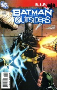Batman and the Outsiders (2nd Series) 2007 - 2011 #13