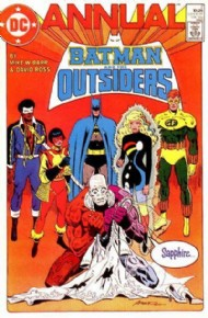 Batman and the Outsiders Annual 1984 #2