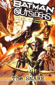 Batman and the Outsiders: the Snare 2009 #0