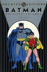 Batman Archives 1990 - 2012 #2