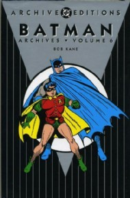 Batman Archives 1990 - 2012 #6