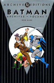 Batman Archives 1990 - 2012 #7