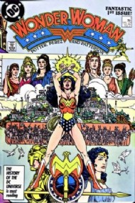 Wonder Woman (2nd Series) 1987 - 2006 #1