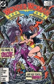 Wonder Woman (2nd Series) 1987 - 2006 #4