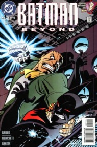 Batman Beyond (Series One Mini Series) 1999 #2
