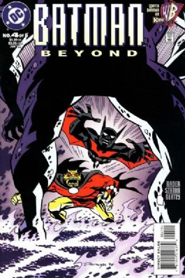 Batman Beyond (Series One Mini Series) #4