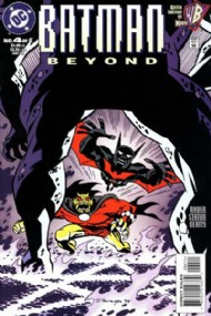 Batman Beyond (Series One Mini Series) 1999 #4