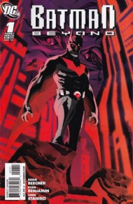 Batman Beyond (Series Three) 2010 #1