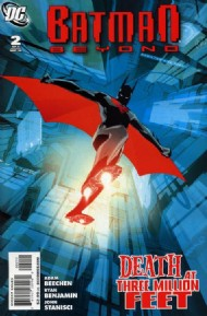 Batman Beyond (Series Three) 2010 #2