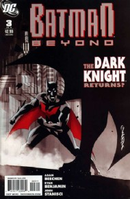 Batman Beyond (Series Three) 2010 #3
