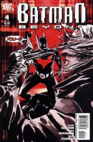 Batman Beyond (Series Three) 2010 #4