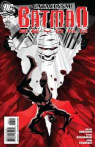 Batman Beyond (Series Three) 2010 #6