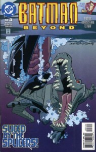 Batman Beyond (Series Two) 1999 - 2000 #3