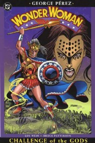 Wonder Woman (2nd Series): Challenge of the Gods 2004